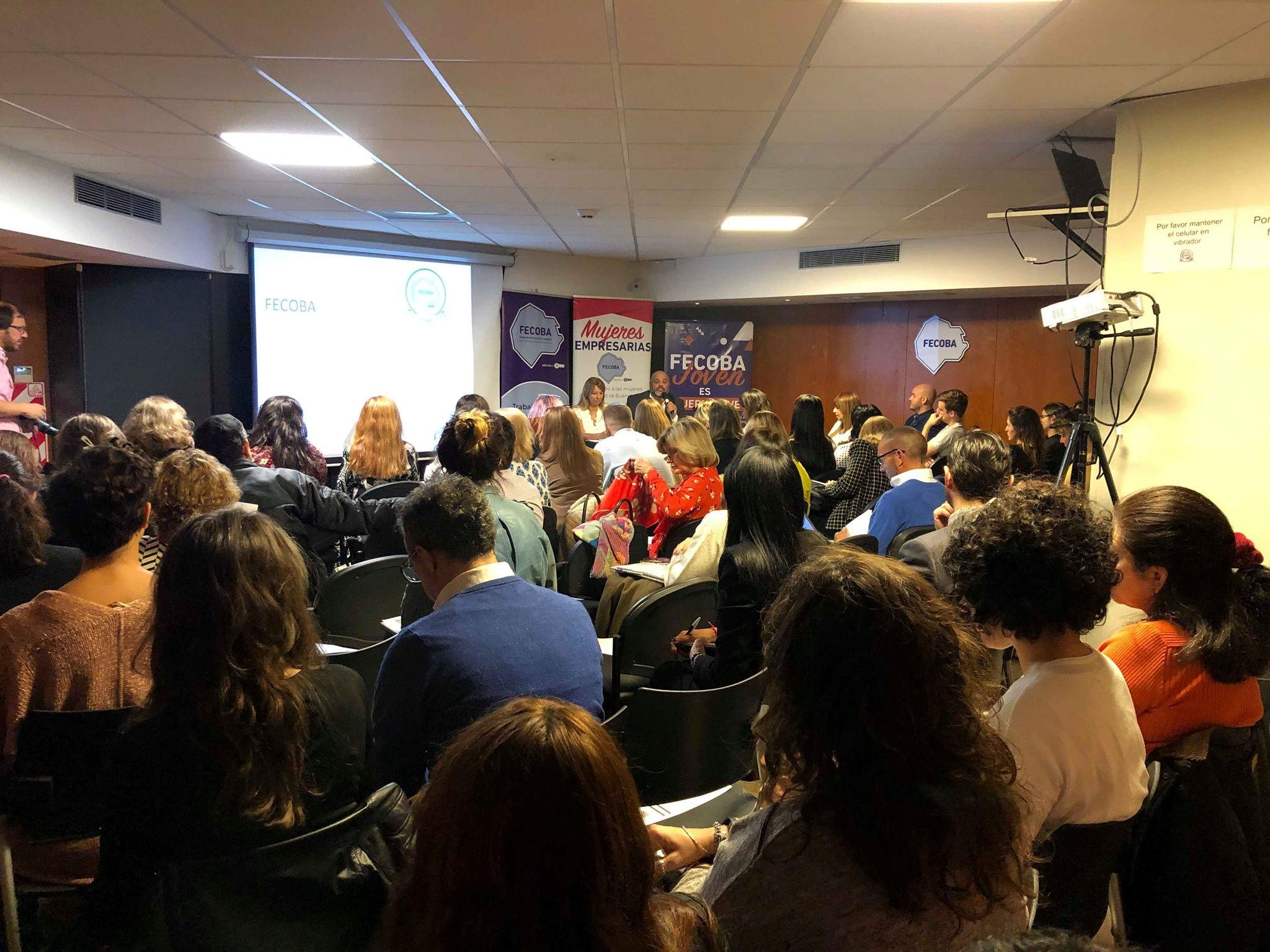 FECOBA realizó un exitoso Seminario de Comercio Exterior