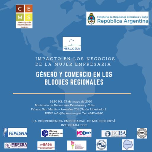 EXPANSIÓN DE LA MUJER A MERCADOS INTERNACIONALES