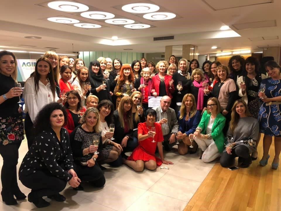 FECOBA homenajeó a Mujeres Periodistas