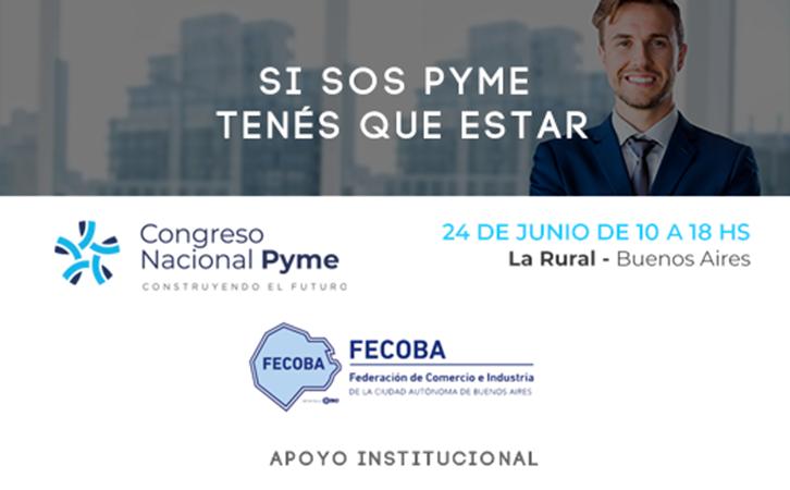 INVITACIÓN: Primer Congreso Nacional Pyme