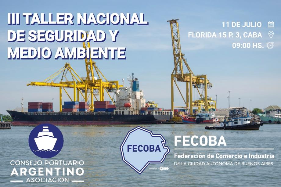 INVITACION: III Taller Nacional de Seguridad y Medio Ambiente
