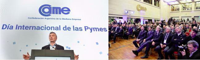FECOBA en la celebración del Día Internacional de las Pymes en CAME