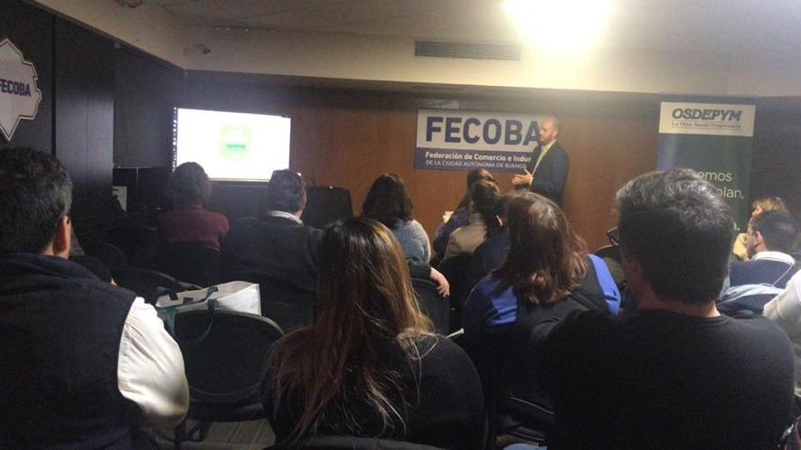 Capacitación sobre Marketing y Publicidad digital para Pymes en FECOBA