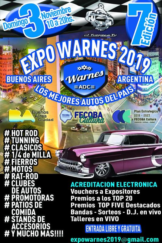 EXPO WARNES 2019