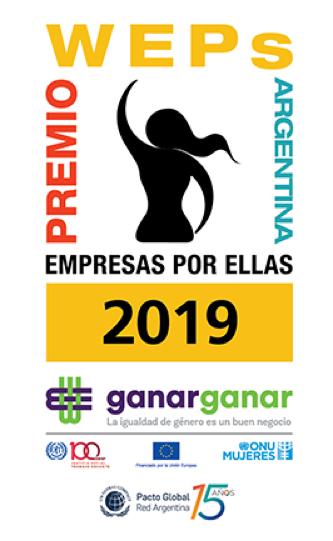 PREMIO WEPS 2019: EMPRESAS POR ELLAS