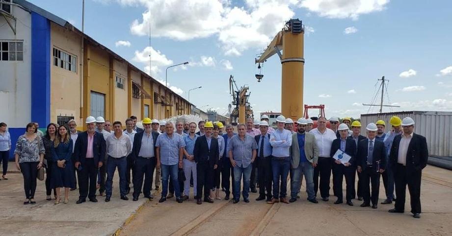 "Importante presencia de FECOBA en el exitoso Taller ""Hidrovía Paraguay- Paraná"""