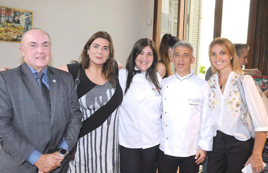 FECOBA en la presentación oficial de la semana y la noche de las heladerías