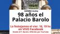 98 años Palacio Barolo