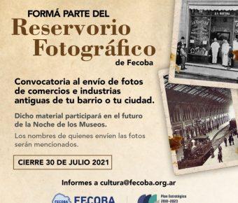 reservorio fotográfico FECOBA Cultura
